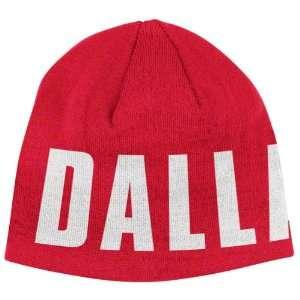 FC Dallas adidas Authentic Team Knit Hat