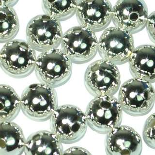 size 3mm 4mm 5mm 6mm 8mm 10mm shape round smooth seamless weight 3mm