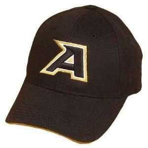 NCAA ARMY BLACK KNIGHTS VELCRO BASEBALL CAP HAT