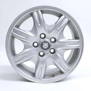 16 Inch Jaguar S type 2000 2003 Silver Oem Wheel #59704