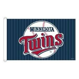 Minnesota Twins MLB 3Ft X 5Ft Flag: Sports & Outdoors