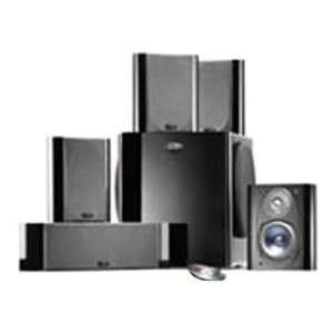 Polk Audio RM76005PACK 5 Piece Home Theater Speaker System