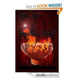 Demon Sprawl (Vampin Book Series #7) Jamie Ott  Kindle