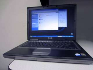 Dell Latitude D620 CPU T2300 1.66 GHz 2.5GB 60GB Windows XP