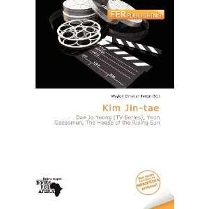 Kim Jin tae (9786200971166) Waylon Christian Terryn Books