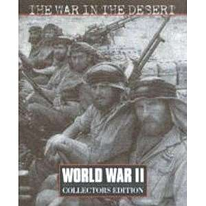 War In The Desert (Time Life World War II Series) Time Life Books