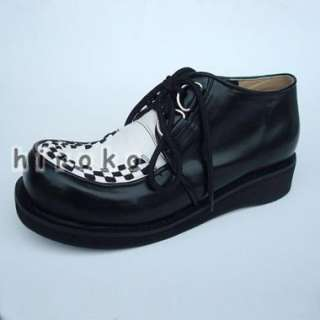 visual kei lolita PUNK Demonia creepers mossimo shoes