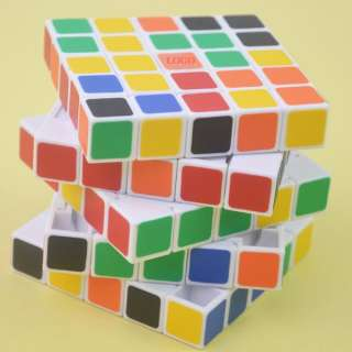 Colorful 5x5x5 Speedcubing Speed Rubik Cube Rubic Puzzle Mind Game Toy