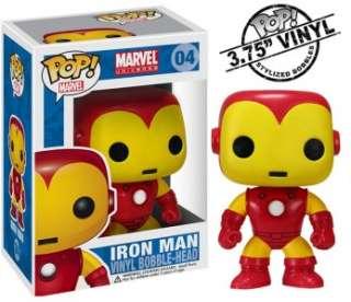 Funko Pop Marvel Universe IRON MAN 3.75 Figure