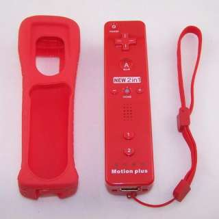 Motion Plus Sensor for NINTENDO WII Remote Controller With Silicone