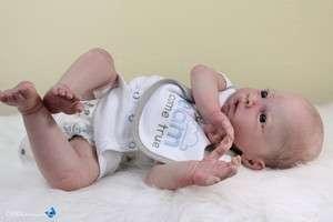 Doll Kit Supply Baby LULU 21 by Jen Printy Realistic 6220