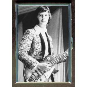 ERIC CLAPTON EARLY PHOTO ID Holder, Cigarette Case or Wallet MADE IN