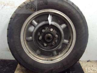Yamaha Venture Royal Star XVZ1300 REAR WHEEL RIM & TIRE
