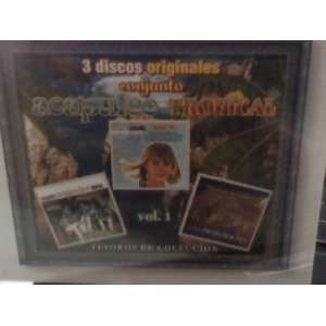 Tesoros De Coleccion 3 Cds Vol. 1 Acapulco Tropical