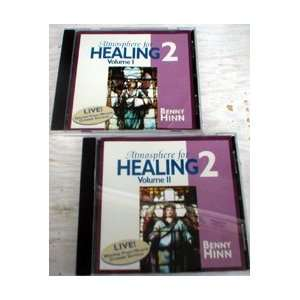 Audio CD   Volume 1 & 2   Benny Hinn Ministries: Everything Else