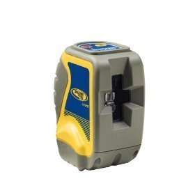 Spectra LG20 Cross line Generator Laser Level Package