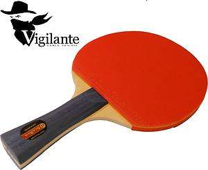 NEW Vigilante Sniper II™ MSRP $69.99 Professional Ping Pong Paddle