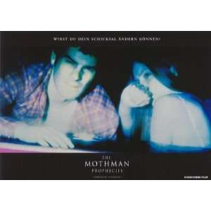 The Mothman Prophecies Movie Poster (11 x 14 Inches   28cm