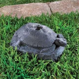 New TURTLE GARDEN Statue WATER Grass LAWN SPRINKLER