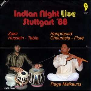 Indian Night Live Stuttgart 88: Hariprasad Chaurasia