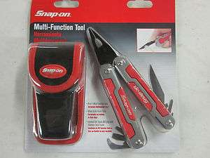 IN 1 MULTI FUNCTION TOOL BLACK OXIDE ABS GRIP STAINLESS STEEL FRAME