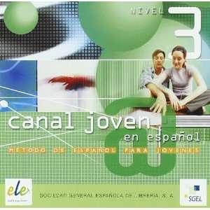 Canal Joven @ En Espanol: CD Audio Alumno 3 (Spanish