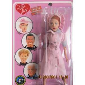 I Love Lucy LUCY 8 Doll Episode 39 Job Switching