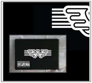 Waylon Jennings Laptop Car Truck Vinyl Decal Skin Sticker
