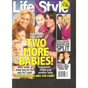 Life & Style Weekly (Teen mom exclusive two more babies