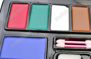 Cosplay Pack Fun Face Paint Painting Kit Kids Makeup Set Fashion
