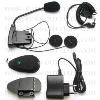 INTERFONO BLUETOOTH PER CASCO MOTO INTERFONI GPS RADIO