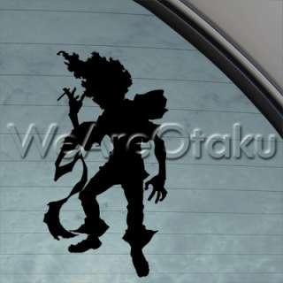 Afro Samurai Decal Ninja Car Truck Window Sticker