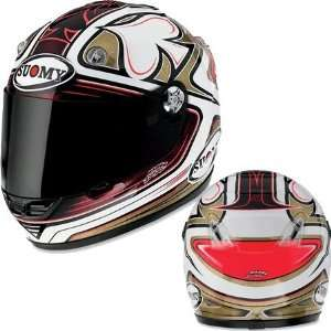Suomy Vandal Fabrizio Replica Full Face Helmet Medium