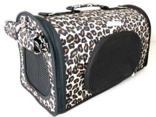 BRAND NEW DOG CAT KITTEN PET SOFT CARRIER KENNEL