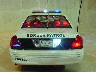 Custom built 1/18 scale Border Patrol Unit. Please enjoy the pictures