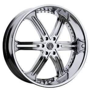 VERSANTE VE226 26x9.5 YUKON SILVERADO GMC Wheels Rims