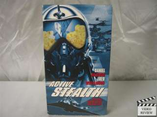 Active Stealth VHS Daniel Baldwin, Fred Williamson 097368397637