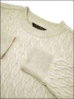 Mens Designer Paul & Shark Yachting Knit Wool Sweater S