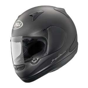 Arai RX Q Motorcycle Racing Helmet Solid Black Frost