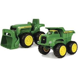 John Deere 6 Sandbox Vehicle Assortment