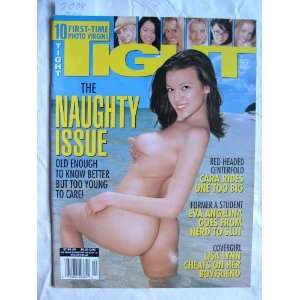 Tight, Magazine Oct.   2004: Josh Thomas: Books