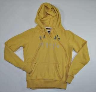 American Eagle Fleece Womens Hoodie Sweatshirt Size XS