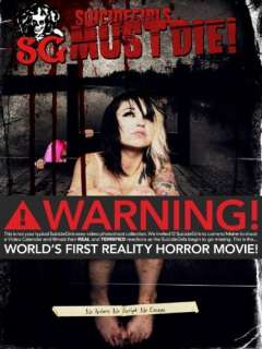 Suicide Girls Must Die (Unrated): Rigel Suicide, Fractal