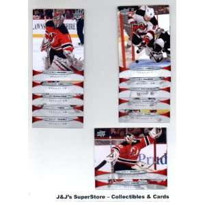 Martin Brodeur, Hedberg, Elias, Zajac and more!: Sports Collectibles