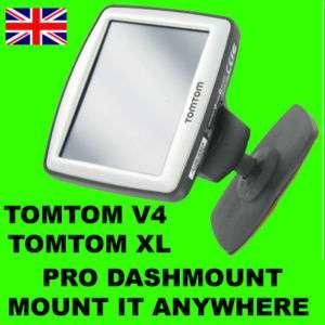 Tomtom One V4 V5 XL V2 Car Dash Mount Holder Bracket