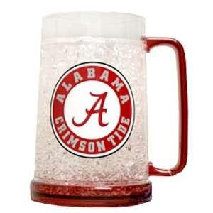BSS   Alabama Crimson Tide NCAA Crystal Freezer Mug