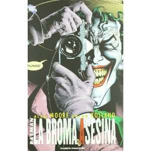 Absolute Batman La broma asesina (9788467443301) Alan Moore Books