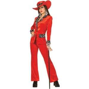 Uptown Girl Adult Costume