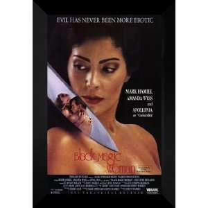 Black Magic Woman 27x40 FRAMED Movie Poster   Style A