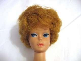 Vintage Barbie 1960 s Bubblecut Midge Ken Doll Clothes Lot + Ponytail